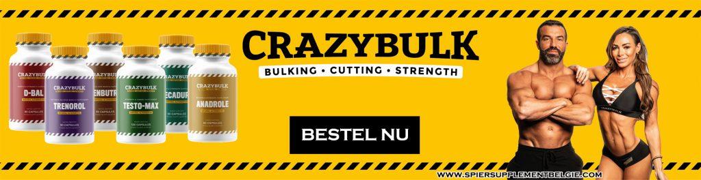 Koop Crazy Bulk Belgium