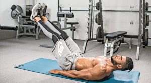 Lying-Leg-Raises-Exercise